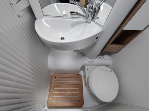WC / Waschplatz / Dusche