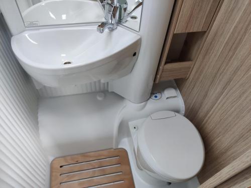 WC / Waschbecken / Dusche