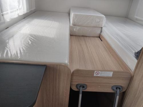 Umbau Doppelbett