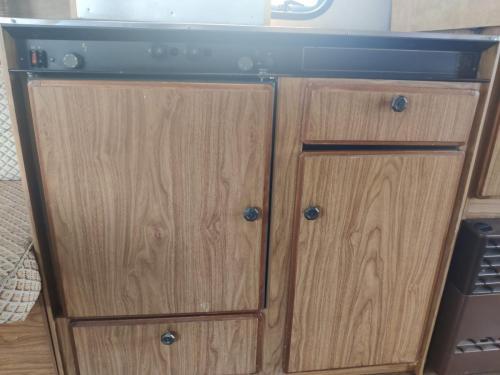 Küche / Unterschrank / Kühlschrank